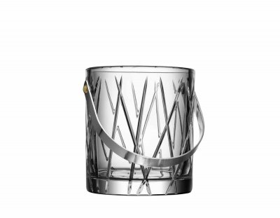 ORREFORS - CITY ICE BUCKET H 155MM